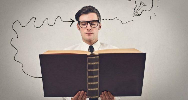 student-reading-book-idea